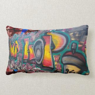Tag Wall Lumbar Cushion