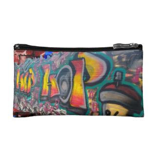 Tag Wall Makeup Bag