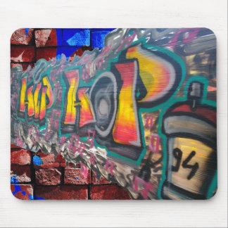 Tag Wall Mouse Pad