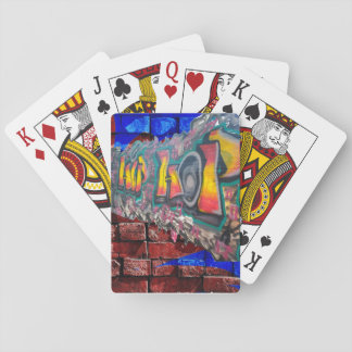 Tag Wall Playing Cards