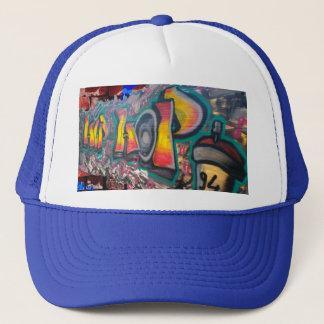 Tag Wall Trucker Hat