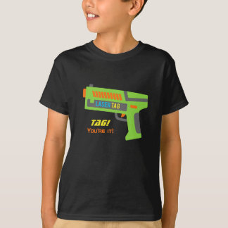 Tag You Are It Laser Tag Toy Gun for Kids Tees