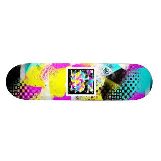 Tagged Skateboard