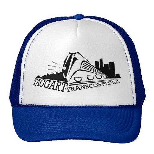 Taggert Transcontinental Trucker Hats