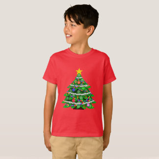 Tagless Christmas Tree Shirt