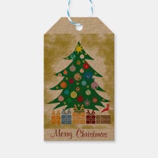 Tags for Christmas present