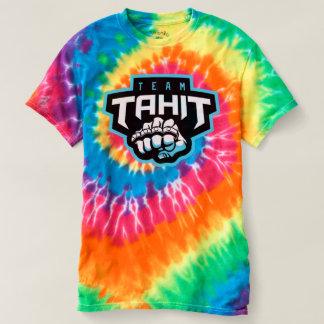 Tahit Spiral Tie-Die T-Shirt Unisex