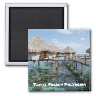 Tahiti, French Polynesia Magnet