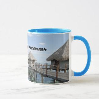 Tahiti, French Polynesia Mug