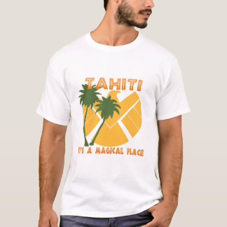 Tahiti - Shield T-Shirt