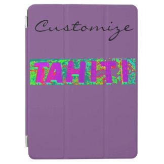 Tahiti Sign Thunder_Cove iPad Air Cover