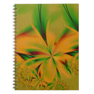 Tahiti Spiral Notebook