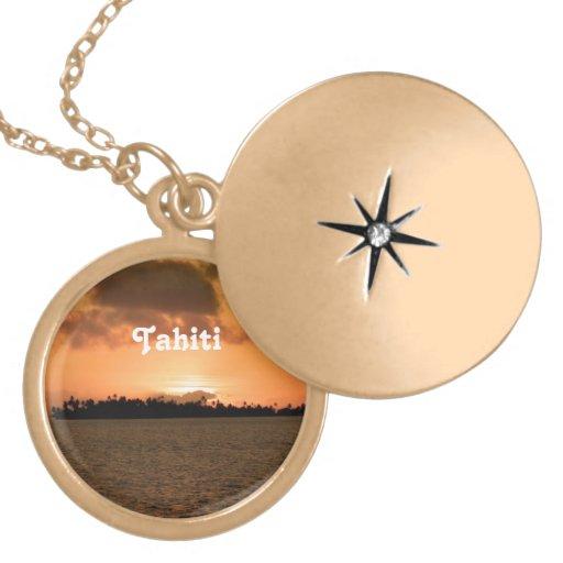 Tahiti Sunset Necklaces