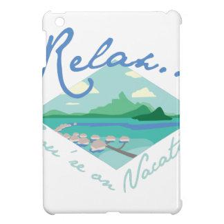 Tahiti Vacation iPad Mini Case