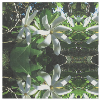 Tahitian Gardenia Fabric