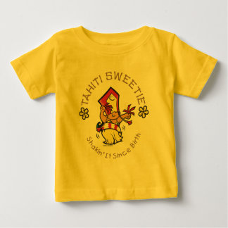 Tahitit Sweetie Full-Color 1 Baby T-Shirt