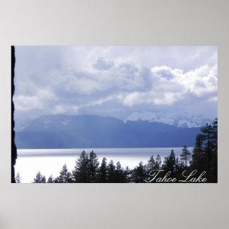 Tahoe Lake Poster2 Posters