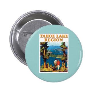 Tahoe Lake Region Vintage Buttons