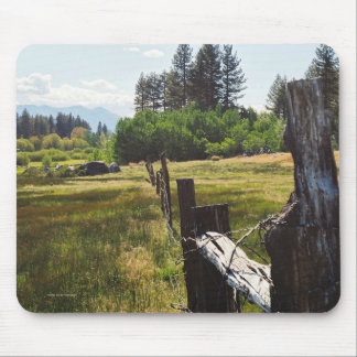 Tahoe Meadow Mouse Pad