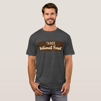 Tahoe National Forest T-Shirt