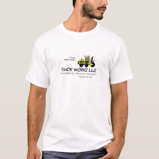 Tahoe Workz LLC Snow Removal Service Premium T T-Shirt