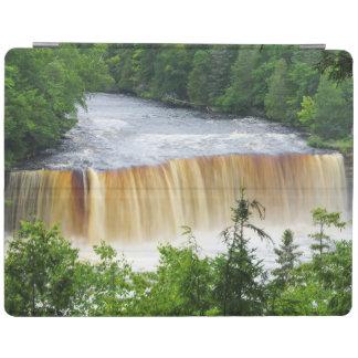 Tahquamenon Upper Falls iPad Cover