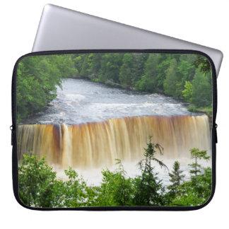 Tahquamenon Upper Falls Laptop Sleeve