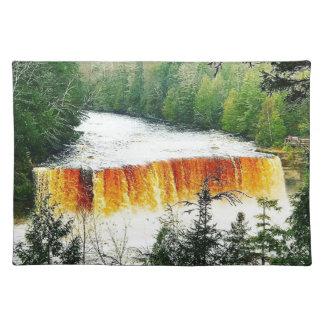 Tahquamenon Upper Falls Upper Peninsula Michigan Placemat