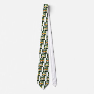 Tahquamenon Upper Falls Upper Peninsula Michigan Tie
