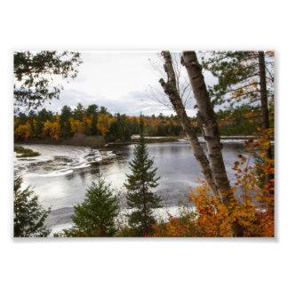 Tahquemenon River, Michigan Photo Print