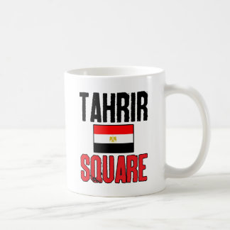 Tahrir Square Coffee Mug
