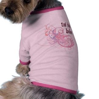 Tai Chi Babe Pet Clothes