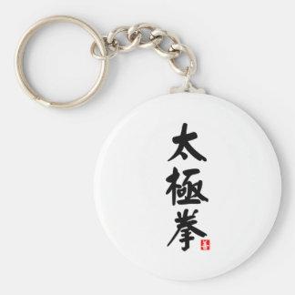 Tai Chi Chuan 太極拳 Keychain