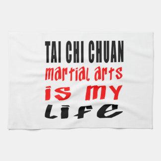 Tai Chi Chuan is my life Tea Towel