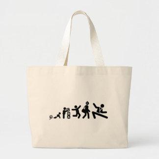 Tai Chi Chuan Large Tote Bag