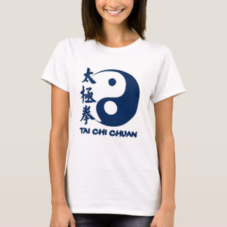 Tai Chi Chuan Woman T-shirt