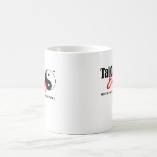 Tai Chi Easy™ logo mugs with ying yang design