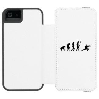 tai chi evolution incipio watson™ iPhone 5 wallet case