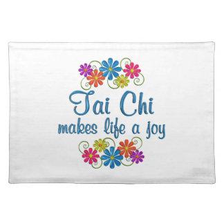 Tai Chi Joy Placemat