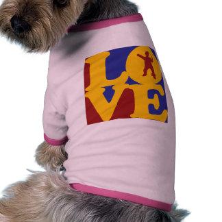 Tai Chi Love Doggie T-shirt