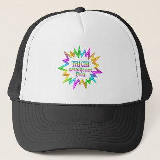 Tai Chi More Fun Trucker Hat