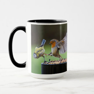 Tai Kwan Do Bird Mug