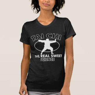 taichi Martial Arts Designs T-Shirt
