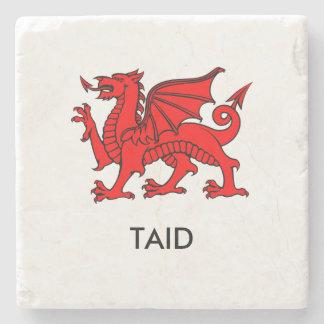 Taid - North Welsh Grandad Coaster