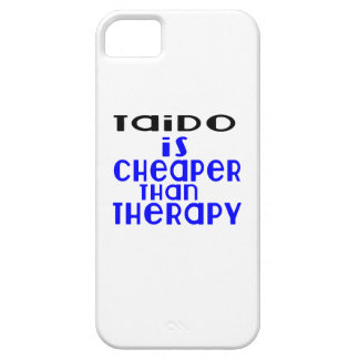Taido Is Cheaper  Than Therapy Barely There iPhone 5 Case