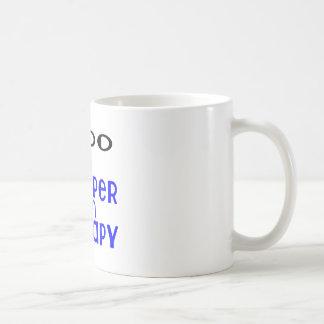 Taido Is Cheaper  Than Therapy Coffee Mug