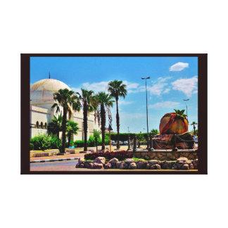 Taif Scene Canvas Print