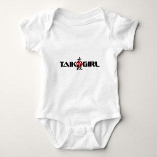 Taiko Girl (Design 1) Baby Bodysuit