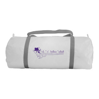 Tail For Lupus Gym Bag