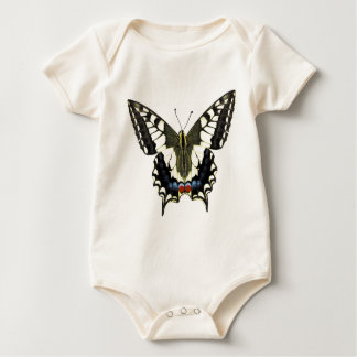 Tail-of-Swallow butterfly Baby Bodysuit